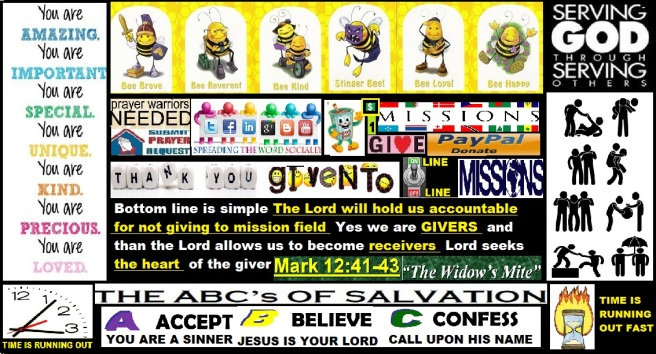 donation bees