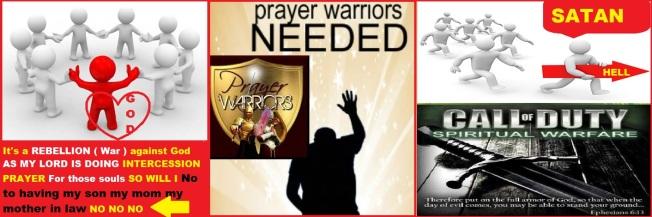 prayer battle